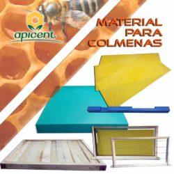 Material para Colmenas